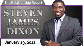 "The Relationship Report – ""The State of Manhood in America"" – Part II"
