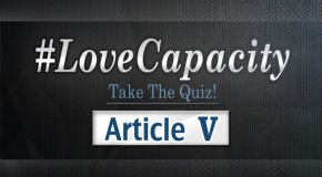Find Out Your #LoveCapacity For Valentine's Day!